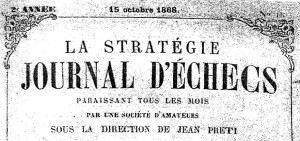 1868 - La Strategie antet